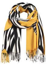 Key Largo Herren / Damen Unisex Schal KALAHARI scarf Tuch WA00034 gelb