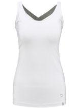 Key Largo Damen T-Shirt Mädchen Sexy Tank-Top LUCY New round rundhals WT00117 weiß