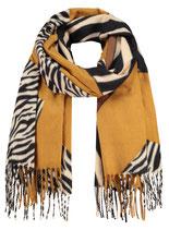 Key Largo Herren / Damen Unisex Schal KALAHARI scarf Tuch WA00034 braun