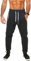 Young & Rich Herren Jungs Jogginghose Traininghose Sweatpants Hose 3313 anthrazit