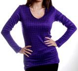 Redbridge Shirt Longsleeve R-32365 violett