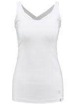 Key Largo Damen T-Shirt Mädchen Sexy Tank-Top LUCY New round rundhals WT00117 weiß white-white