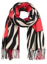 Key Largo Herren / Damen Unisex Schal KALAHARI scarf Tuch WA00034 rot