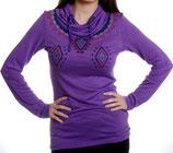 Redbridge Pullover Longsleeve R-32352 lila violett