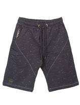Rerock Herren Jungs Baggy Jogging Sweat Shorts Bermuda LAME 3340 anthrazit