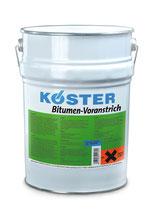 Bitumen-Voranstrich