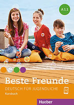 Beste Freunde A1.1 Kursb. (alum.)