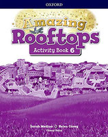 Amazing Rooftops Activity Book 6