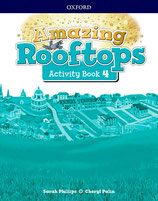 Amazing Rooftops, 4 - Activity Book