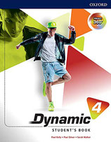 Dynamic 4. Student's Book