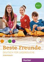 Beste Freunde A1.1 Arb + CD-Audio