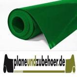 PVC LKW Plane mit ca. 650 - 680g/m² ähnlich RAL 6005 Moosgrün