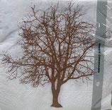 broste Serviette Baum