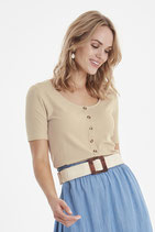 b.young Cropped Shirt Toella