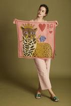 Inouïtoosh Bandana Baby Queen pink