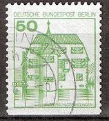 BERL 615 D gestempelt
