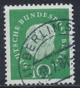 BERL 183  gestempelt