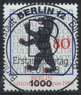 BERL 800 gestempelt