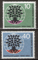 BRD 326-327   postfrisch
