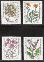 1188-1191 postfrisch (BRD)