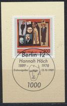 BERL 857  mit Ersttagssonderstempel
