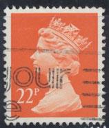 GB 1285 C  gestempelt