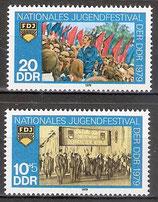 2426-2427 postfrisch (DDR)