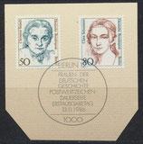BERL 770-771 mit Ersttagssonderstempel