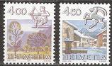 CH 1265-1266 postfrisch