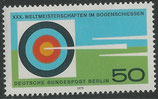 BERL 599  postfrisch