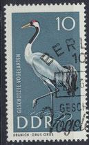 DDR 1273 philat. Stempel