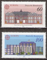 1461-1462 postfrisch (BRD)