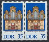 DDR 2113 postfrisch waagrechtes Paar
