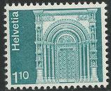 CH 1068  postfrisch