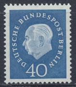 BERL 185 postfrisch