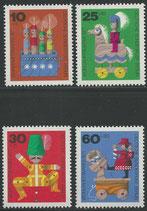 412-415  postfrisch  (BERL)