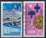 2250-2251  philat. Stempel (DDR)