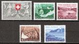 580-584 postfrisch (CH)