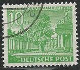 BERL 47 gestempelt