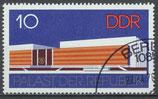 DDR 2121 philat. Stempel