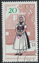 DDR 1354  philat. Stempel