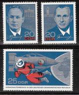 1138-1140 postfrisch (DDR)