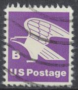 USA 1457 A gestempelt