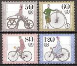 1242-1245 postfrisch (BRD)