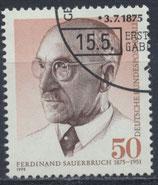 BERL 492 gestempelt
