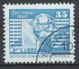 2506 philat. Stempel (DDR)