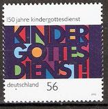 2256 postfrisch (BRD