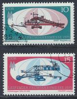 DDR 1653-1654 philat. Stempel (1)