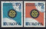 BRD 533-534 gestempelt (2)