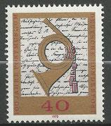 BRD 739   postfrisch  (BRD)